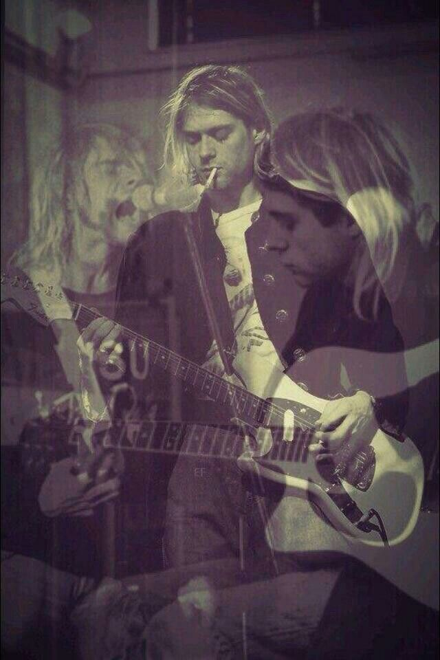 Kurt Cobain Wallpaper
