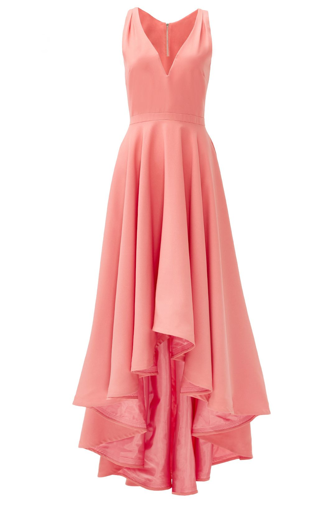 Summer dresses to wear to a wedding  Coral Marilyn Gown  Some Day  Pinterest  Gowns Coral dress and