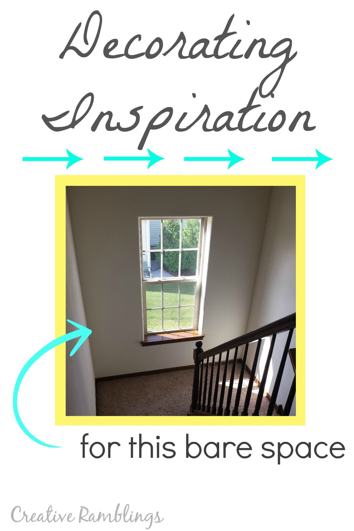 Decorating inspiration for a bare landing curtains and wood wall