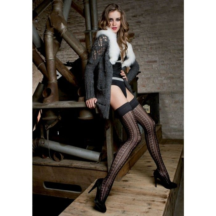 65438c95b92 Trasparenze Norway Thigh-Highs - The Stylish Fox Stay Up