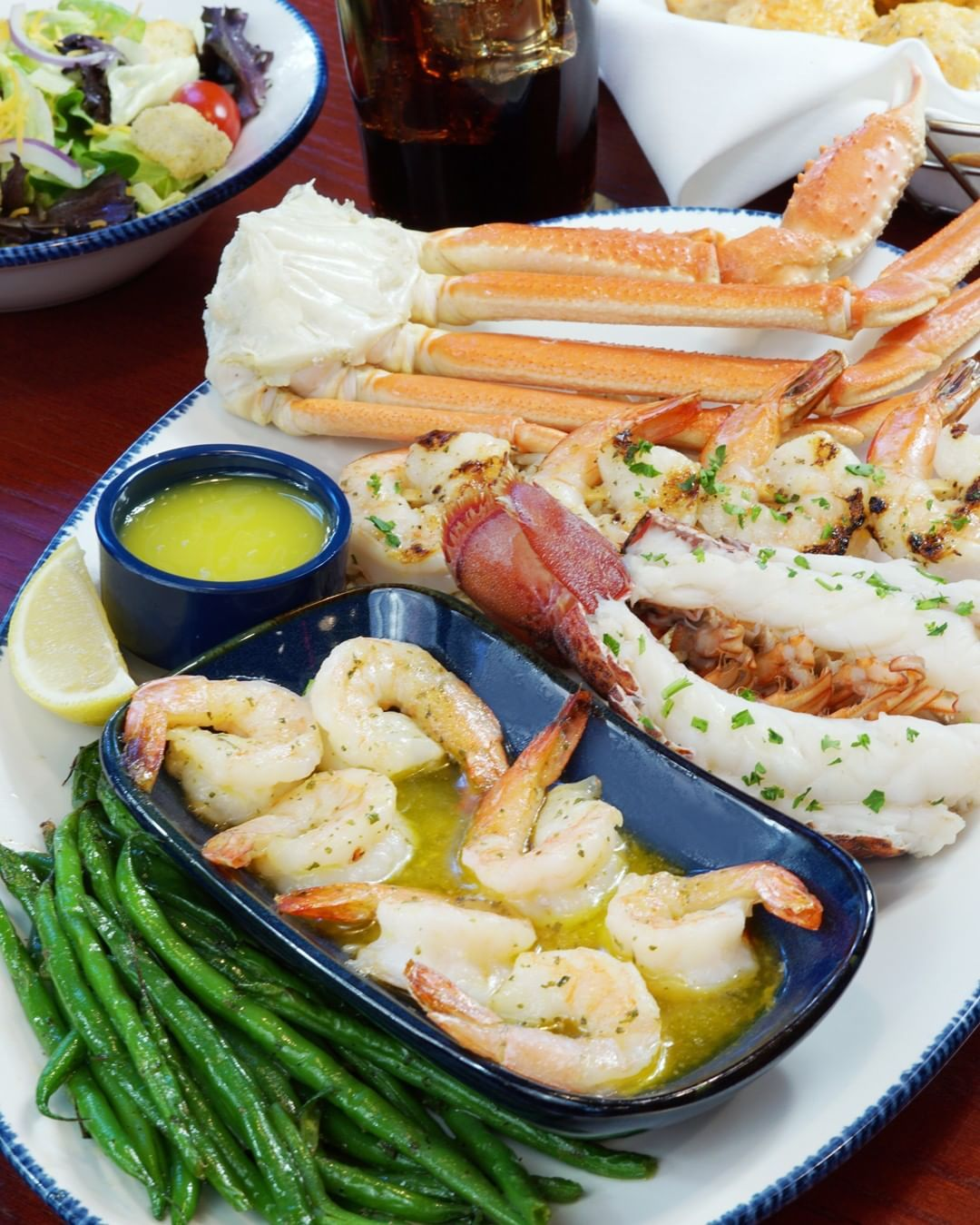 Low Carb Red Lobster Ordering Guide [2019 in 2019
