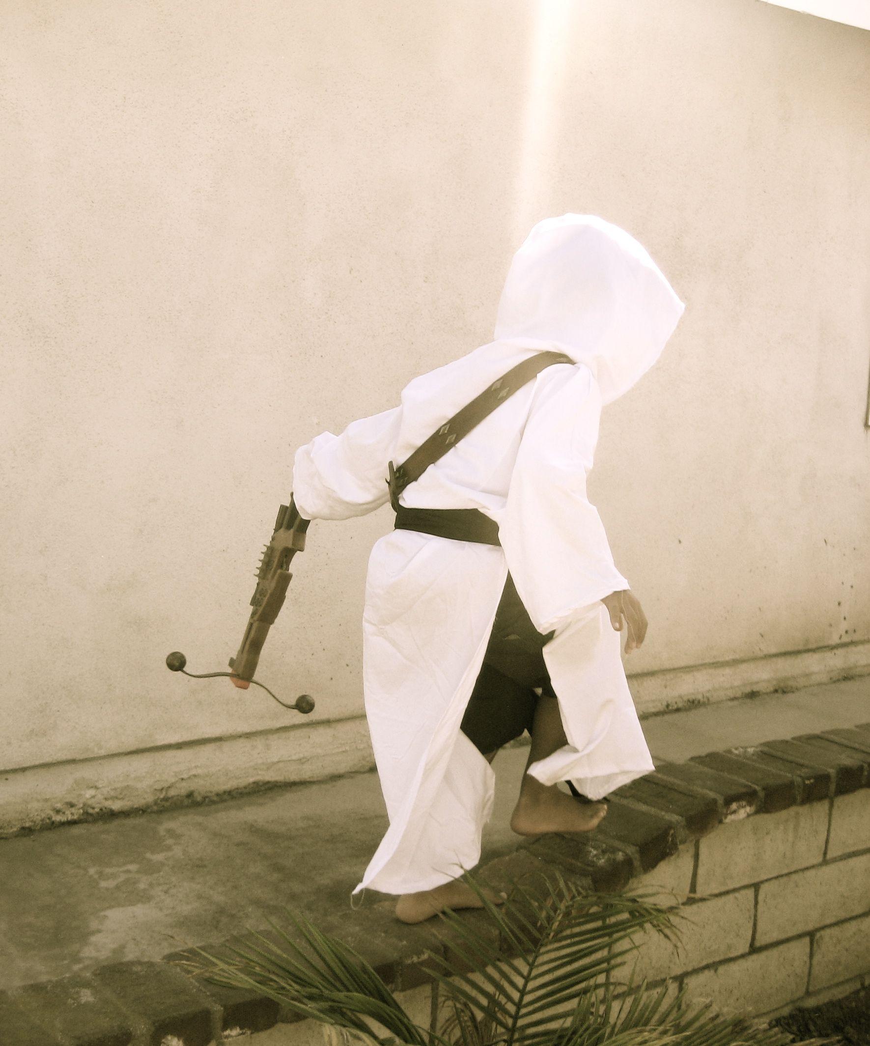 Assassin's Creed costume I made for Cruz