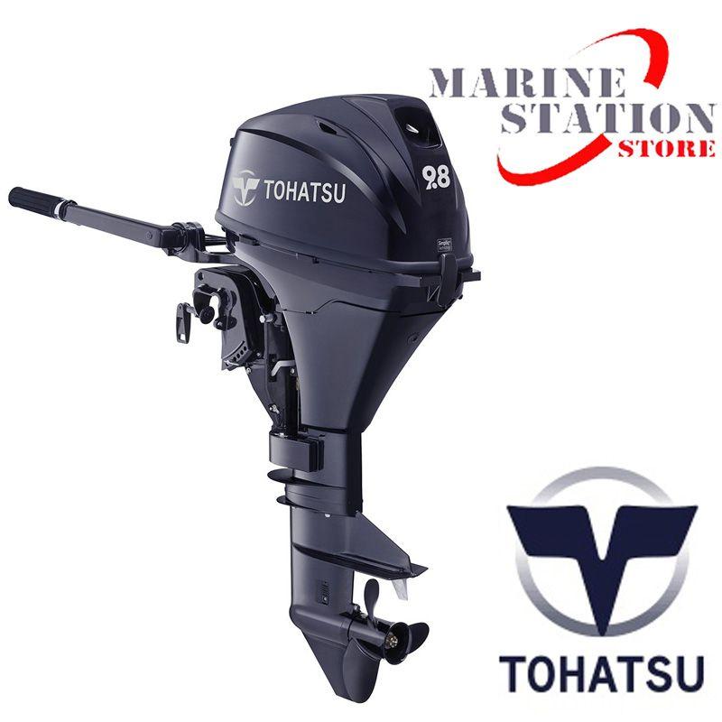 2020 Tohatsu 9 8 Hp Mfs9 8bl Outboard Motor 1 494 99 In 2020 Outboard Motors Outboard Jon Boat
