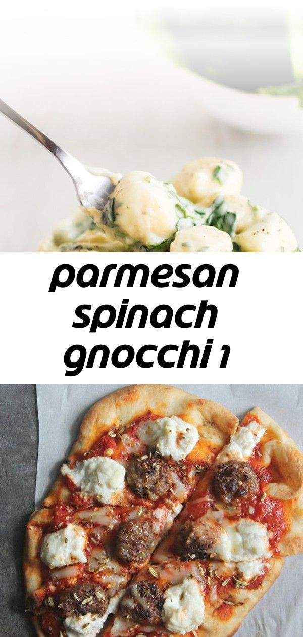 Photo of Parmesan spinach gnocchi 1