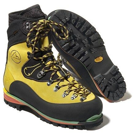 5d8d845613 La Sportiva Nepal EVO GTX Mountaineering Boots - Men s - Free Shipping at  REI.com