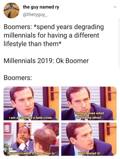 Fishermagical Thought Triggered Boomers Tumblr Funny Funny Humor