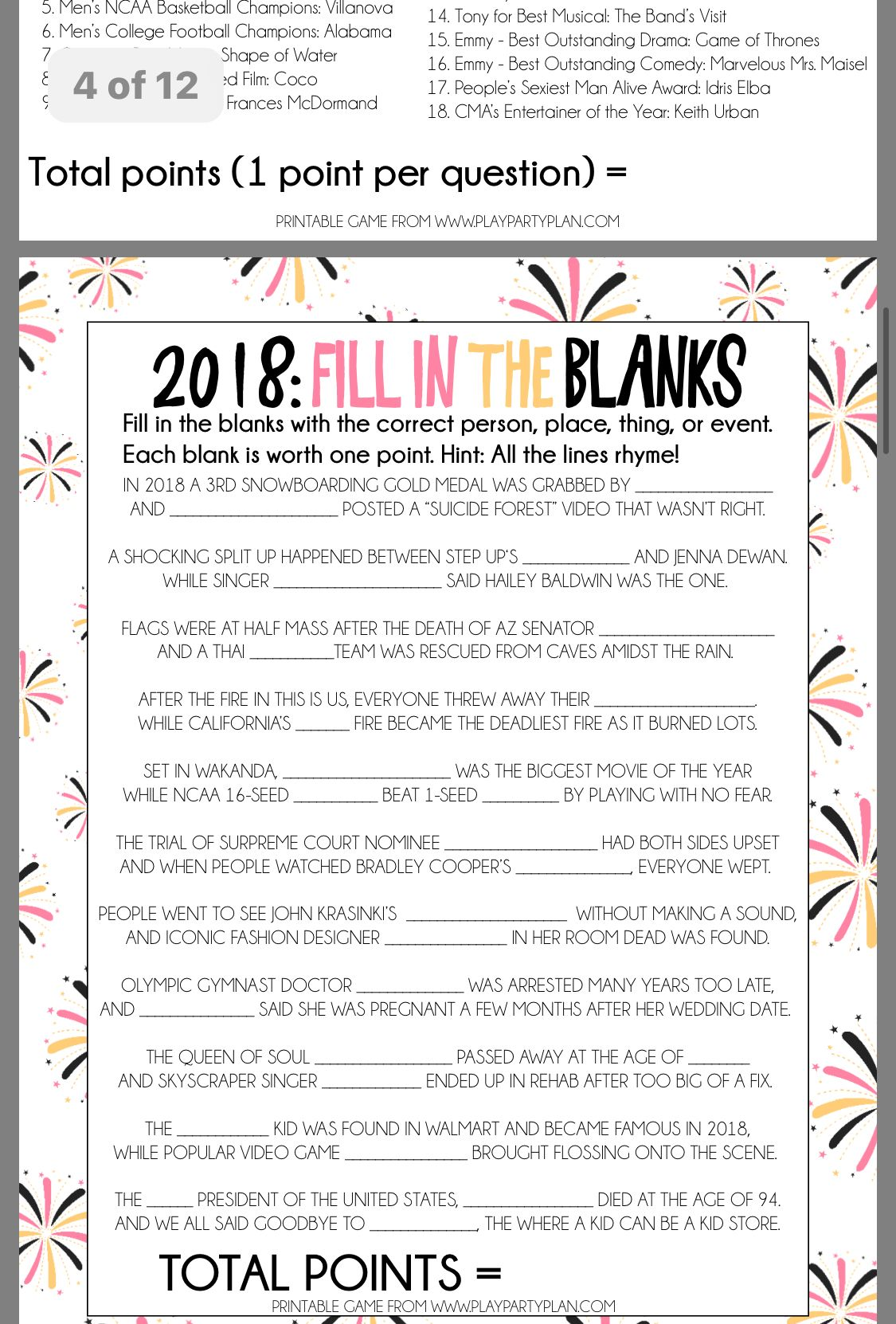 Idea by Janet Stoddard on New Years Eve | Musical band ...