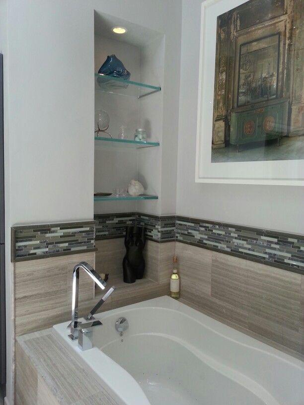 Spa Master Bathroomshelves Master Bath Pinterest Spa