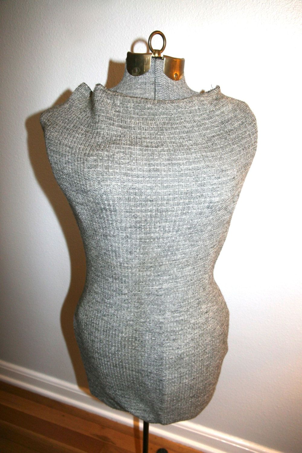 sewing dress form cover