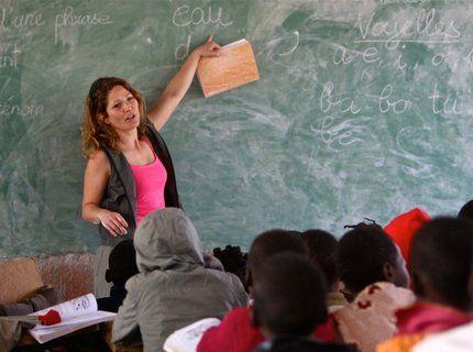 Mission éducative au Burkina Faso -