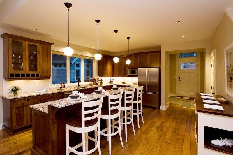 Moderne, große Küche für entspannende Hobbyköche - Ferienhaus für ...