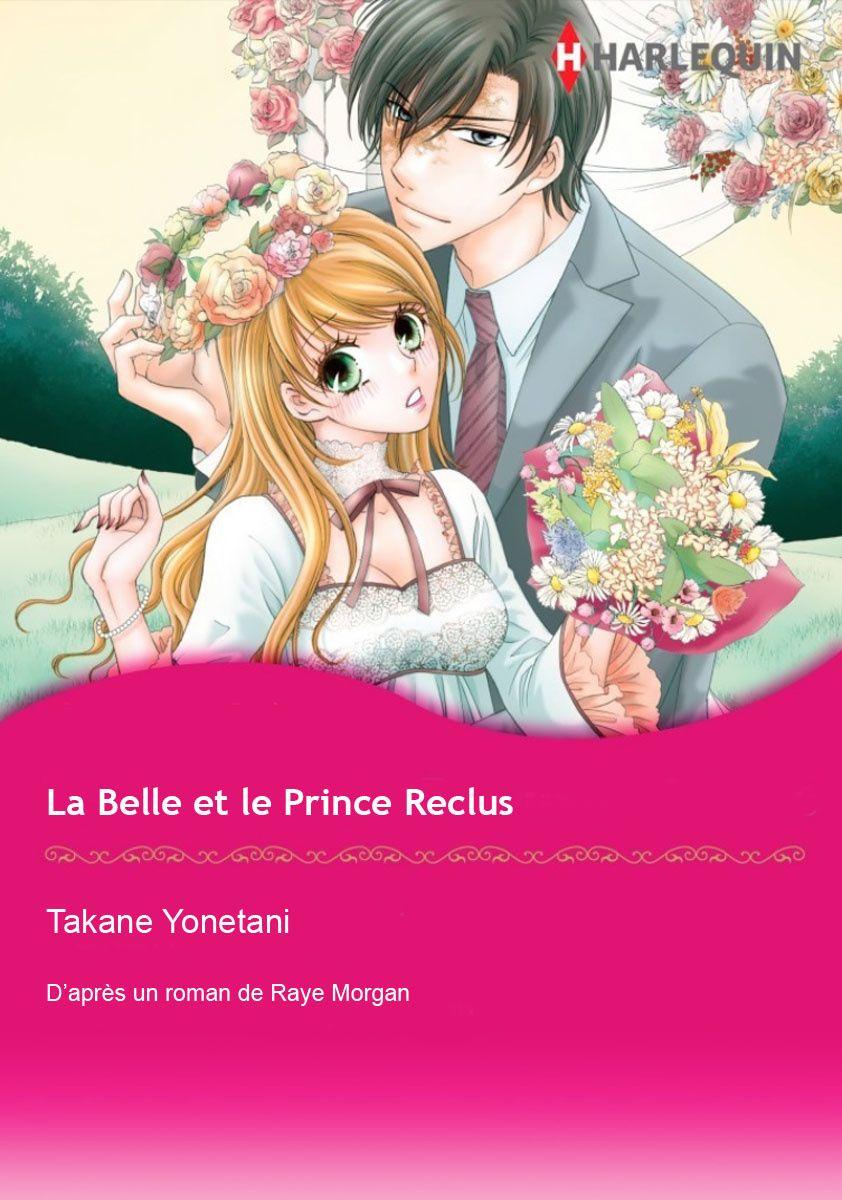 Beauty and the Reclusive Prince Manga romance, Manga