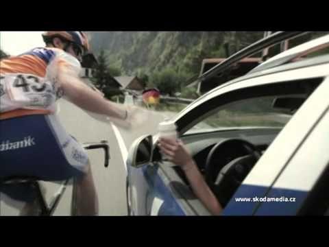 ŠKODA: Motor Tour de France