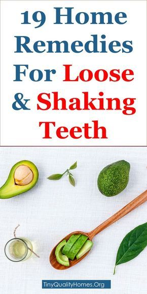 19 Home Remedies For Loose & Shaking Teeth