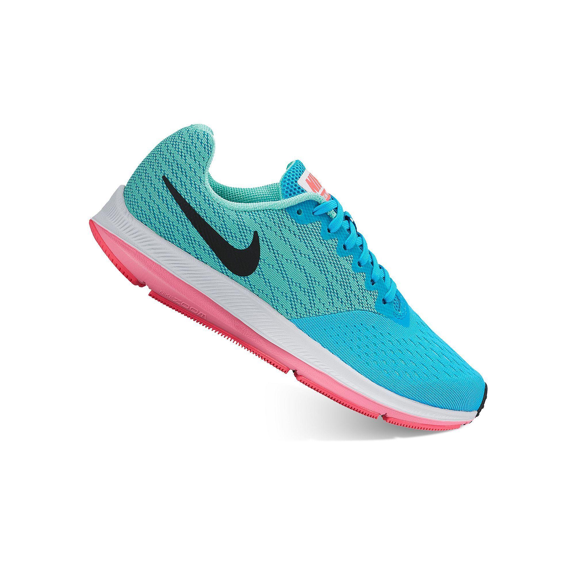 san francisco d77c7 6bfd0 Nike Zoom Winflo 4 Grade School Girls' Running Shoes ...