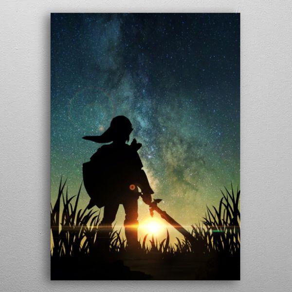 The Legend of Zelda fan art
