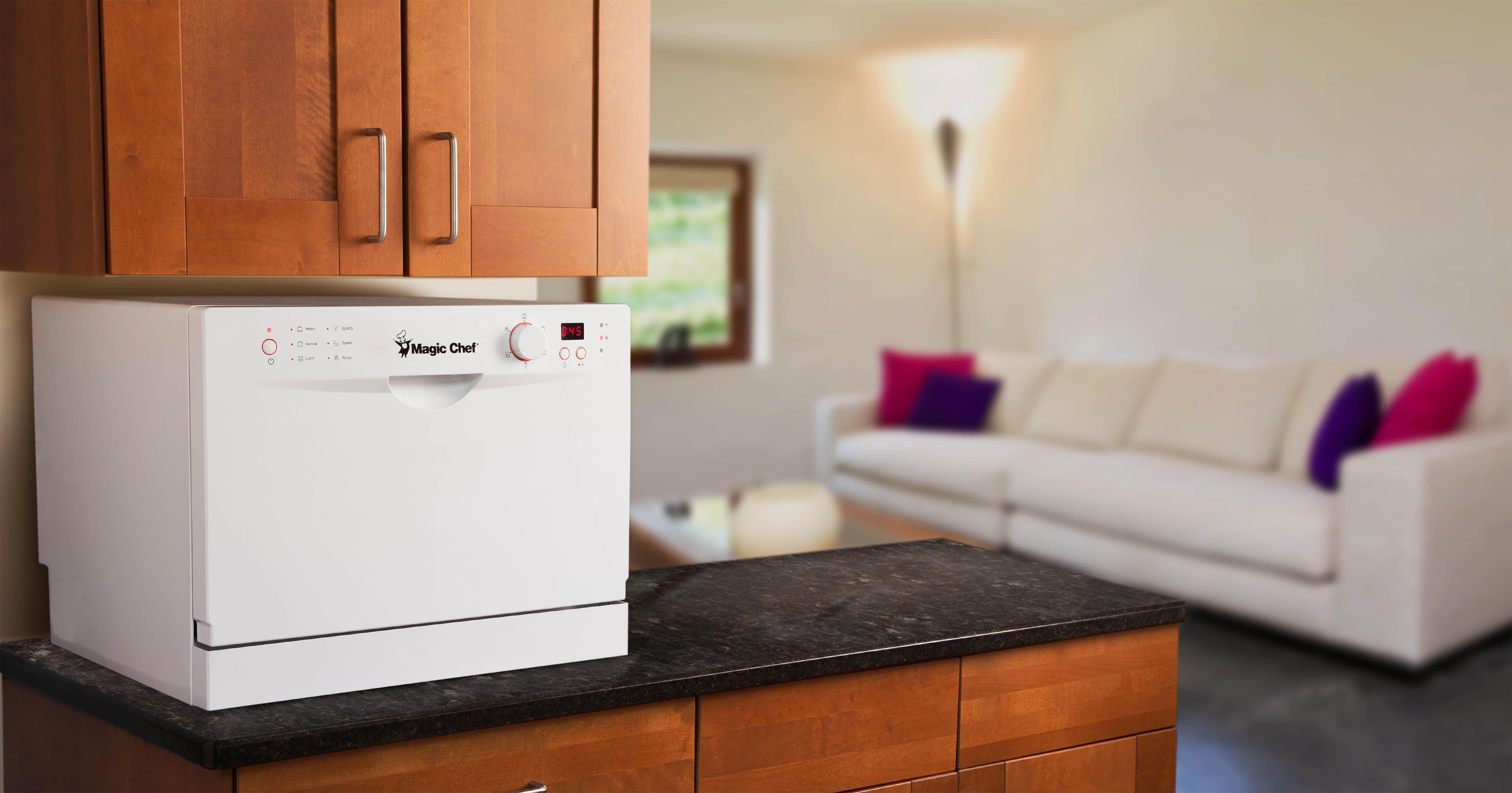 10 Best Countertop Dishwasher Reviews 2018 Countertop Dishwasher