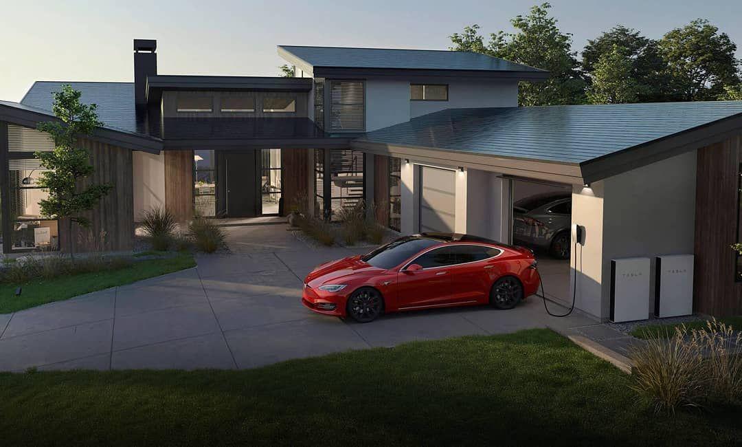 Pin by Dylan btf on Tesla in 2020 Tesla solar roof