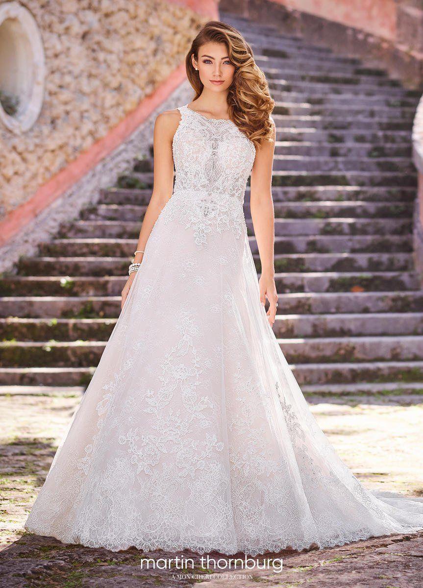 6f8d89881 Martin Thornburg Bridal 218230 Capri-Martin Thornburg for Mon Cheri Bridal  Shopusabridal.com by Bridal Warehouse - Bridal