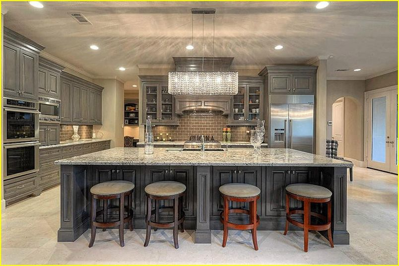 nice 100+ Kitchen Designs Luxury Homes | Kitchen Design Ideas ...