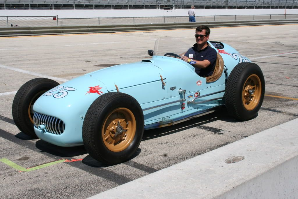 Vintage Indy Car <b>vintage indy cars</b> at milwaukee [archive ...