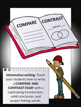 Compare and contrast essay buy