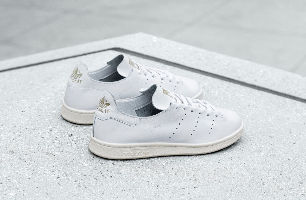 Perfect Basic adidas Originals Stan Smith Leather Sock Shoes
