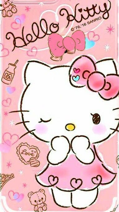 748ed99bfd18 ... like OMG! get some yourself some pawtastic adorable cat apparel! Hello  Kitty Art