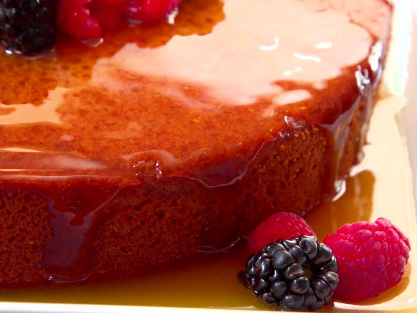 Olive Oil Honey Cake from FoodNetwork.com    #OnMyFavoriteShowsList  #DeliciousRecipe  ~XOX