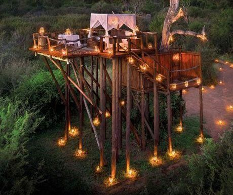Top 3 luxury African star beds  http://bit.ly/1ieEjX2