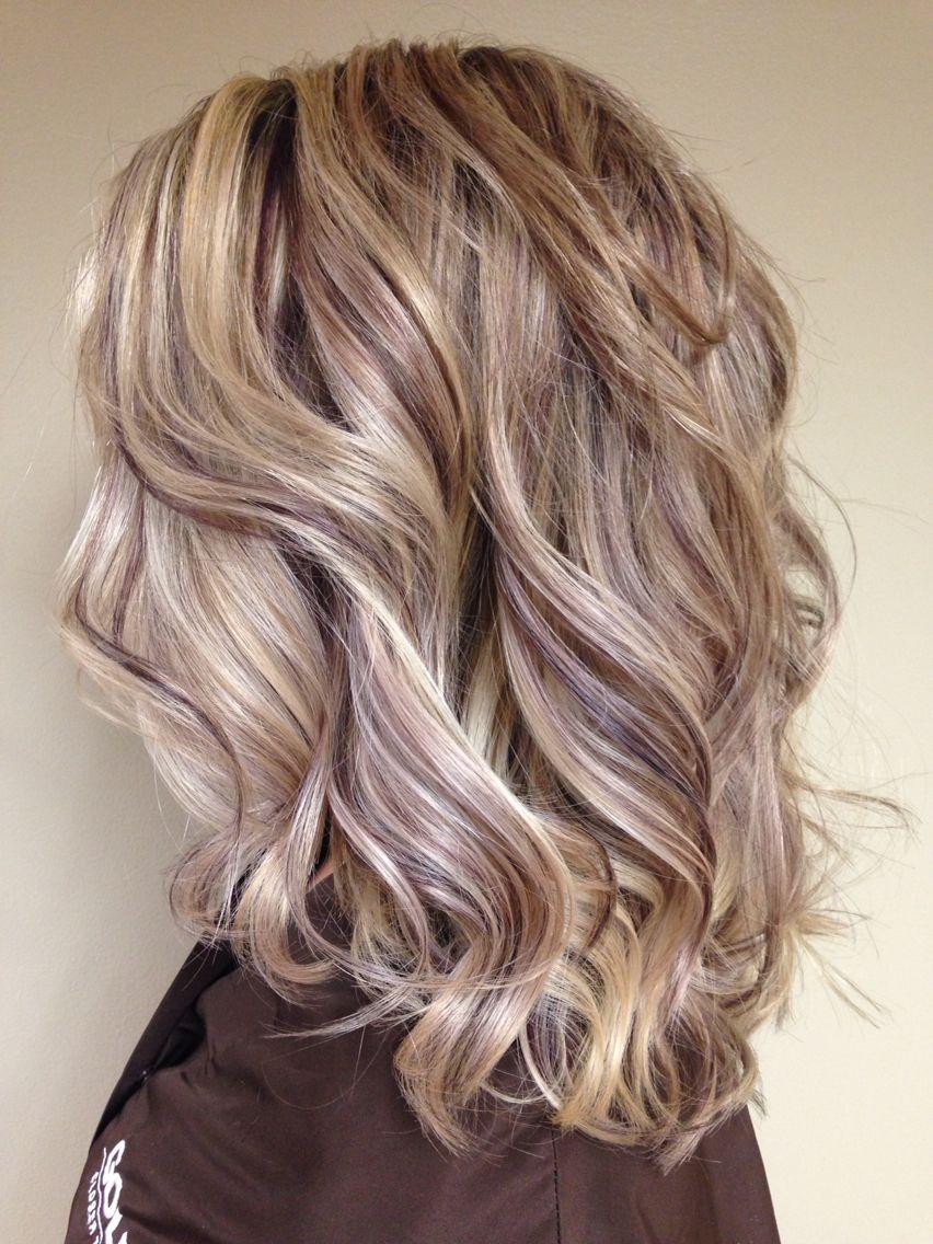 Dimensional blonde | Hair by Nikki Speranza | hair artist ...