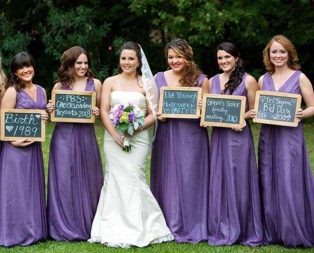 Como você conheceu a noiva?