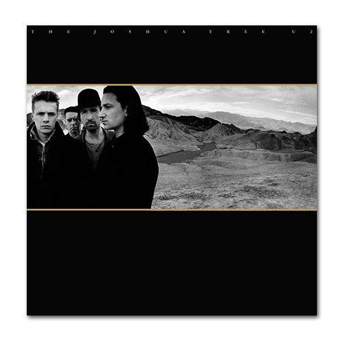 U2 The Joshua Tree Standard Vinyl | albums | Classic album