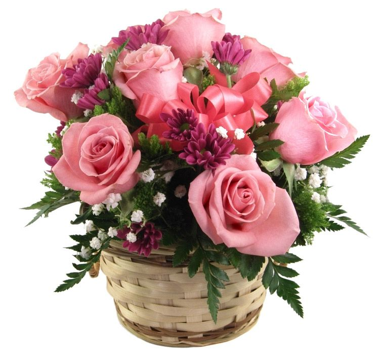 Image result for basket roses | باقة ورد | Pinterest | Quinceanera ...