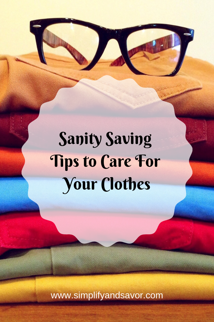 Tips to Care for those new threads | Money | Life hacks