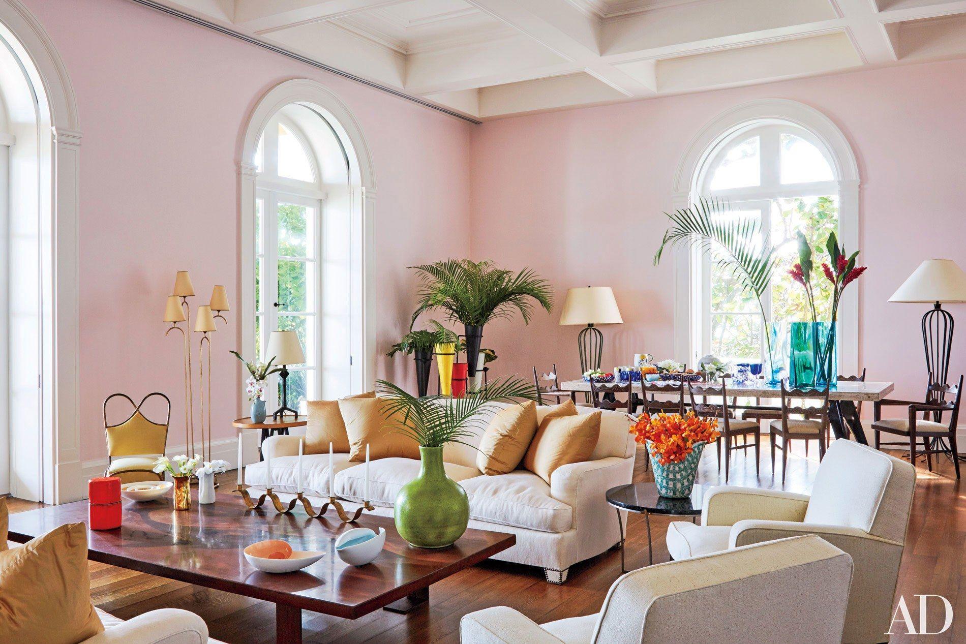 Inside Aerin Lauder S Family Home In Palm Beach Aerin Lauder