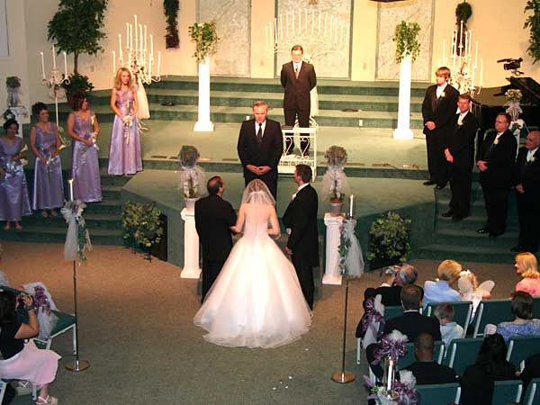 Exquisite Events Provides Wedding Ceremony & Reception