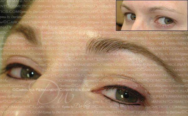 704-796-8221 Eyebrows and eyeliner look amazing ...