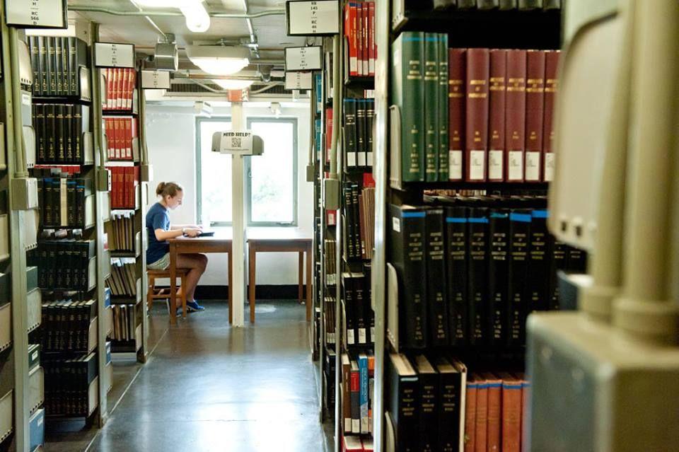 Lancaster Uni Library Floor Plan