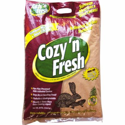 Find Cozy 'n Fresh Small Animal Bedding in the Shavings
