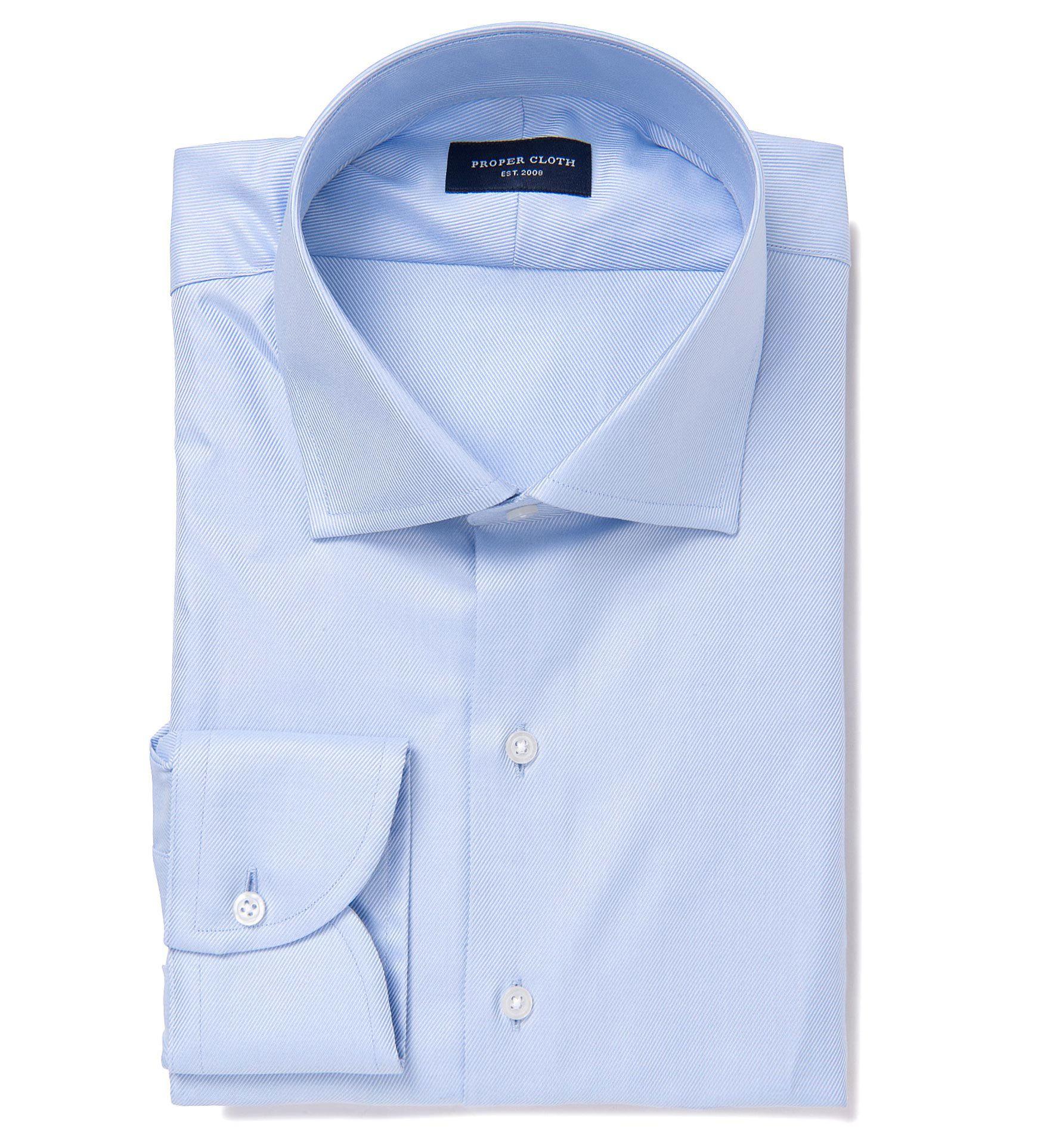 Where are proper cloth shirts made