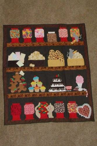 Snack attack, another take on a jar quilt. | Quilting | Pinterest ... : jar quilts - Adamdwight.com