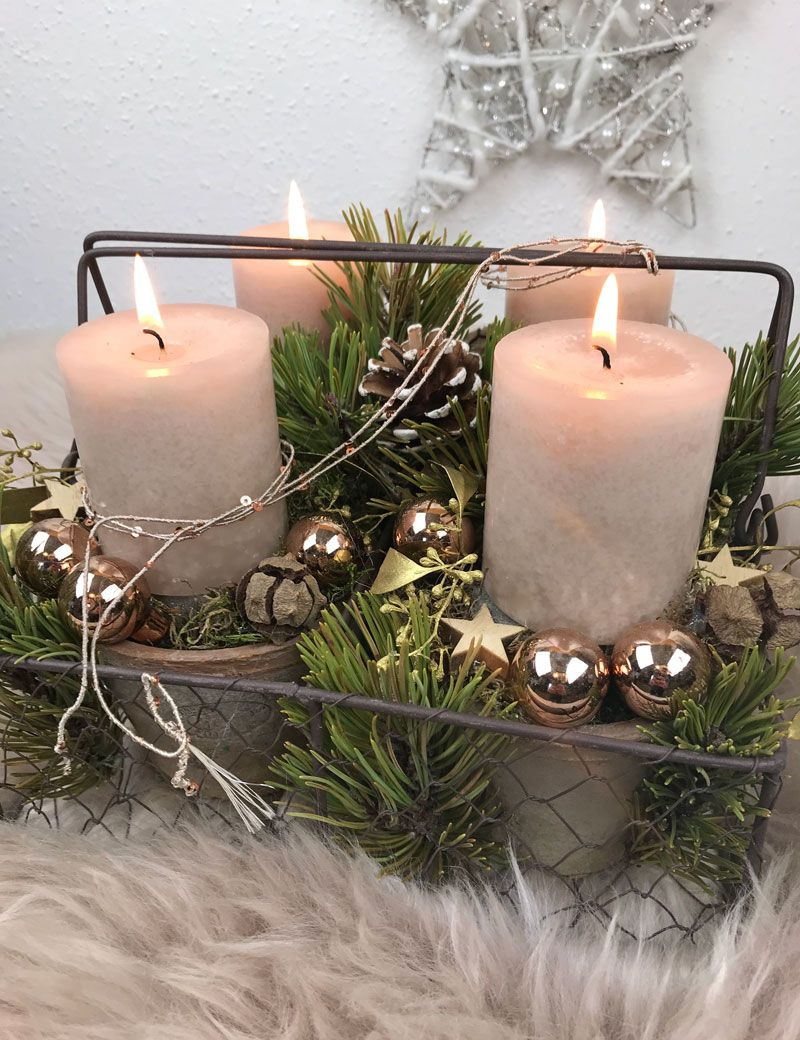 Photo of Advent wreath – completely different