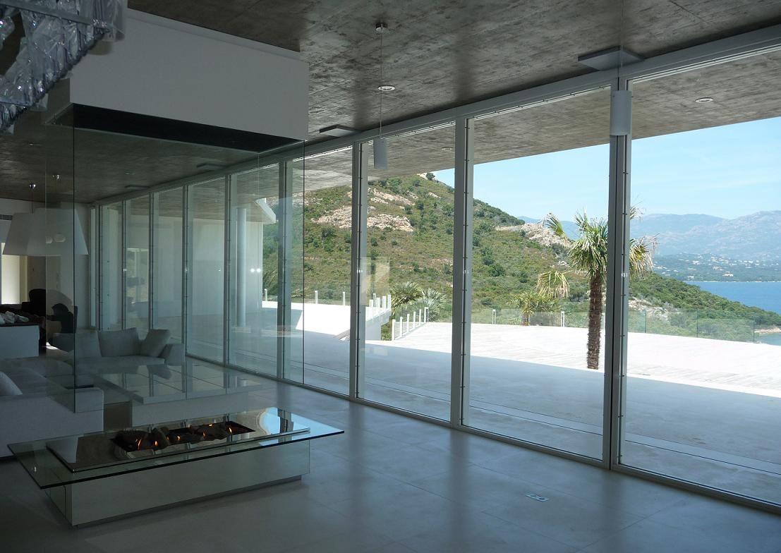Prix Cheminee Exterieur Feu Chic Design cv034 is a contemporary fireplace, custom fireplace, modern