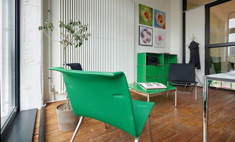 Pro Office Bremen Richtet Radiusmedia Ein Wilkhahn Green Office Furniture Office Bremen