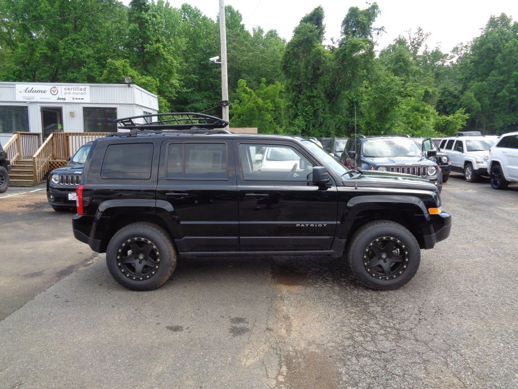New 2015 Jeep Patriot For Sale Aberdeen Md Jeep Patriot Jeep
