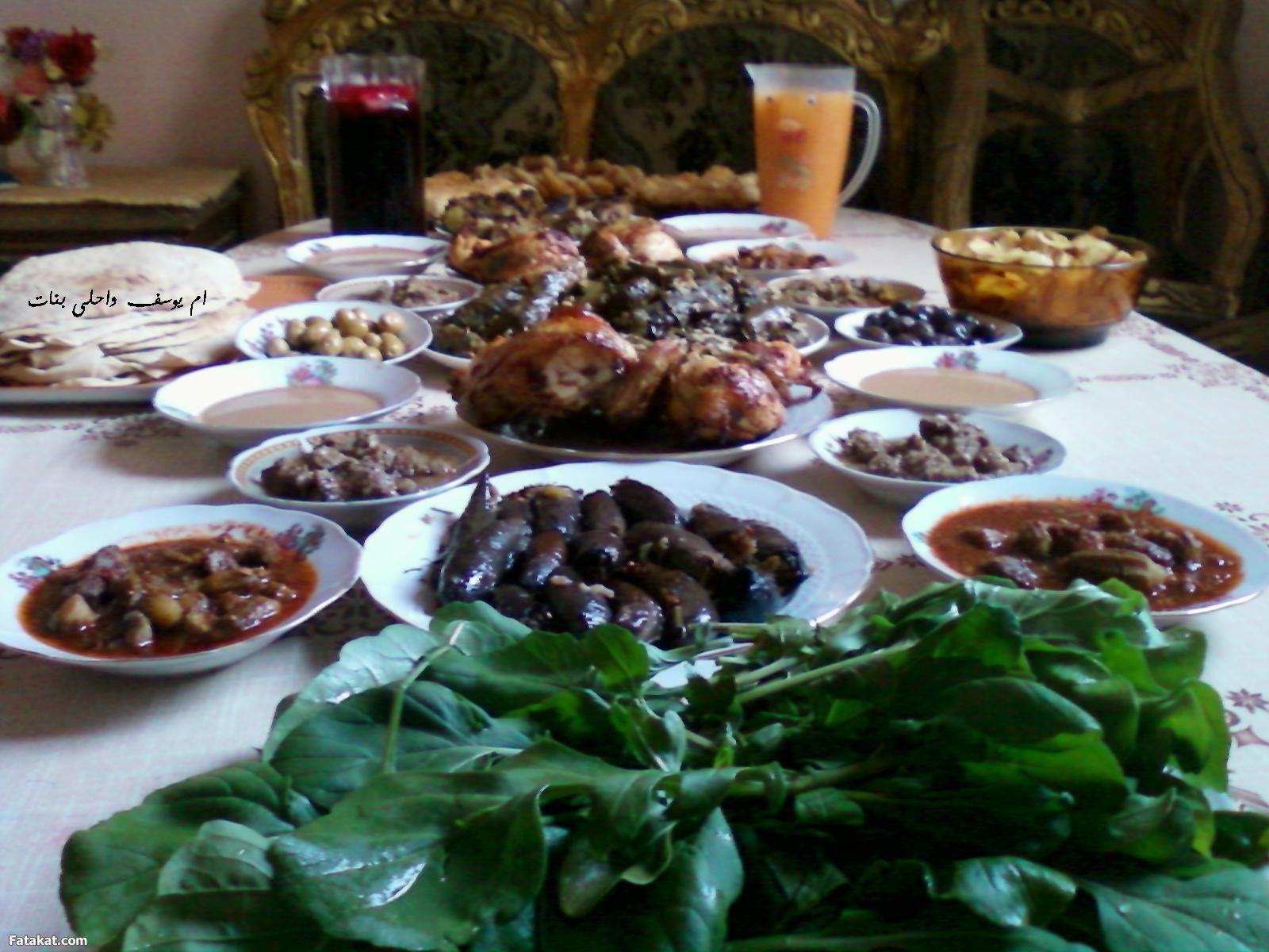 عزومتى السهلة لبناتى والفضل لتجهيزاتى وتفريزاتى من ام يوسف بالصور Food Beef Meat