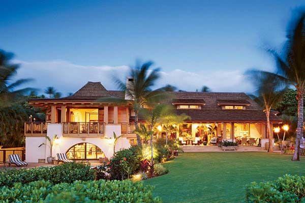 Tropical Design Homes