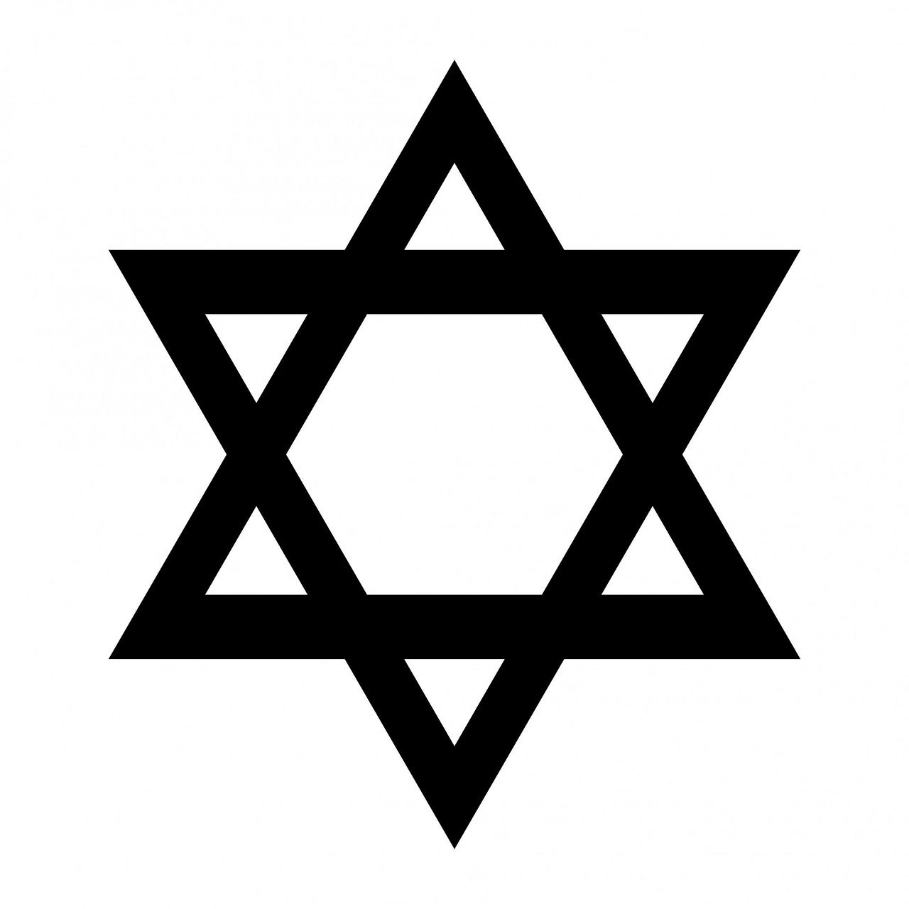 Free Image On Pixabay Star Of David Star Jewish Symbol