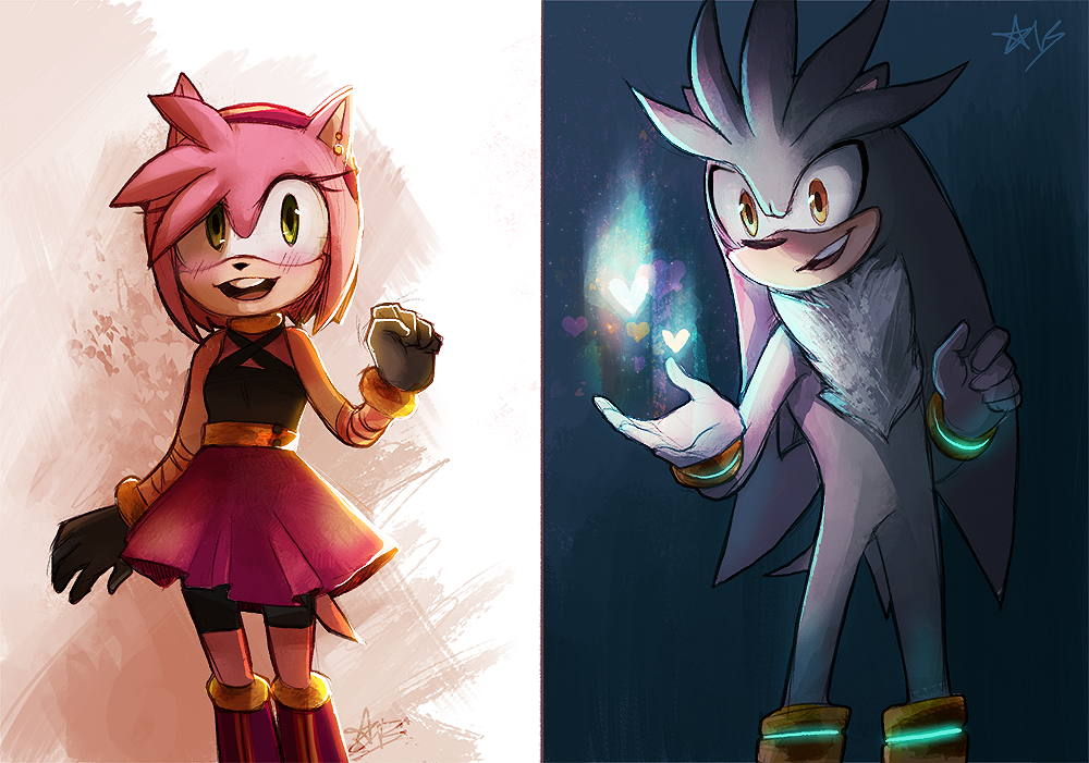 unleashed barefoot Mobius amy rose